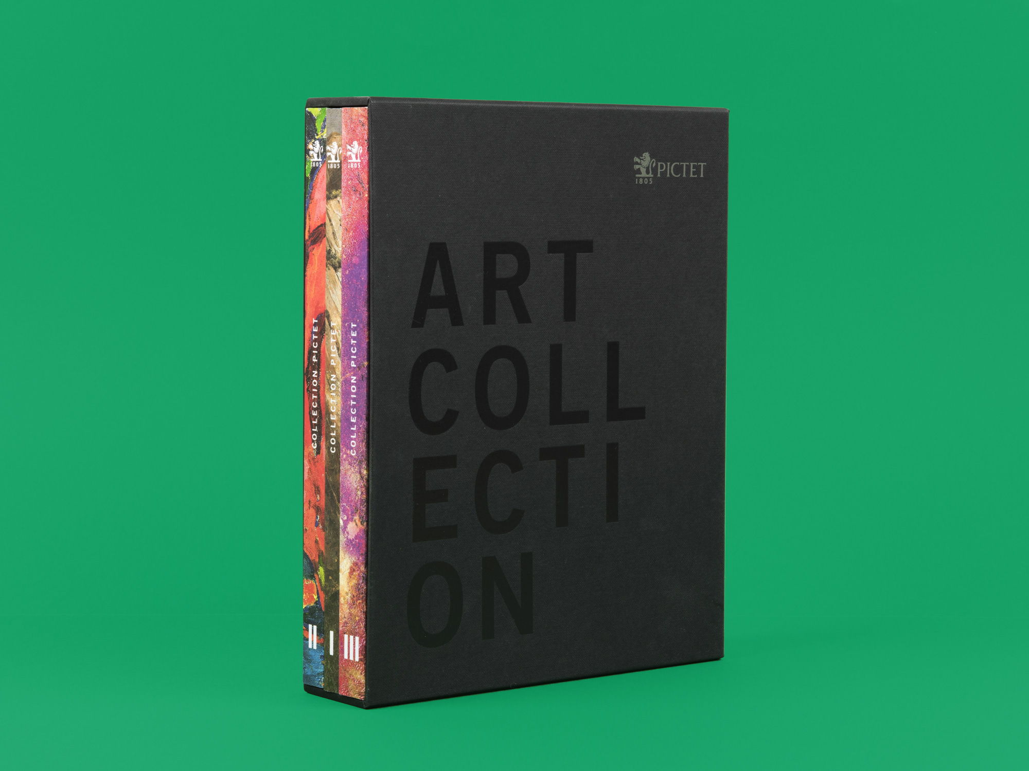 Pascal Bolle Pictet Art Collection