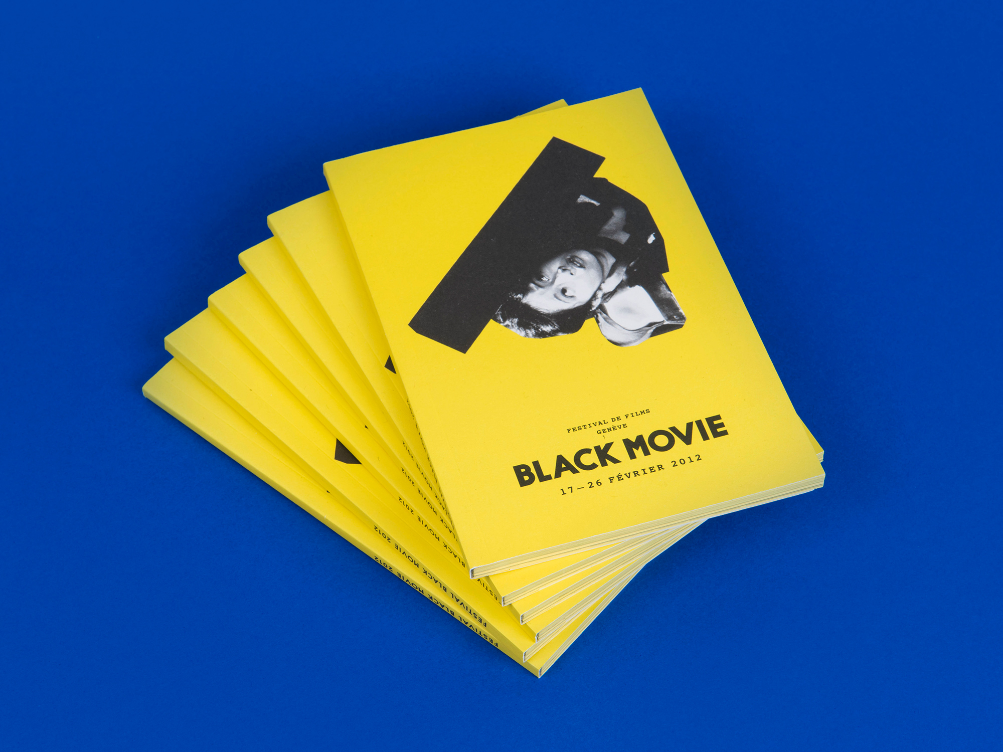 Neo Neo - Graphic design Geneva - Switzerland - black movie